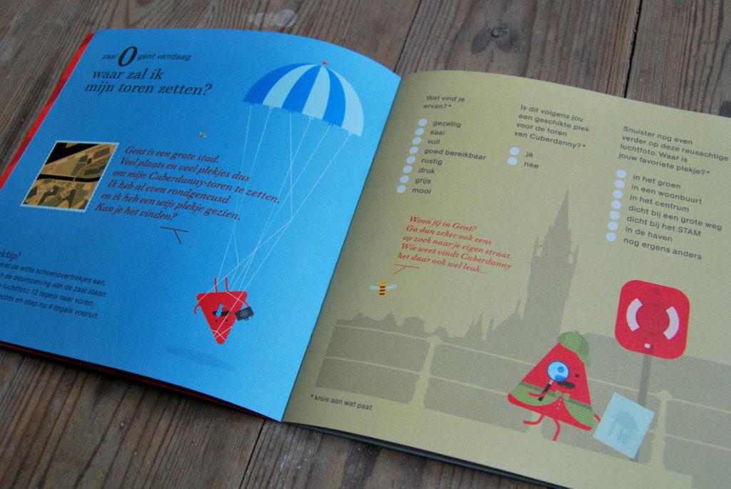 doeboekje voor kinderen - STAM (Stadsmuseum Gent)