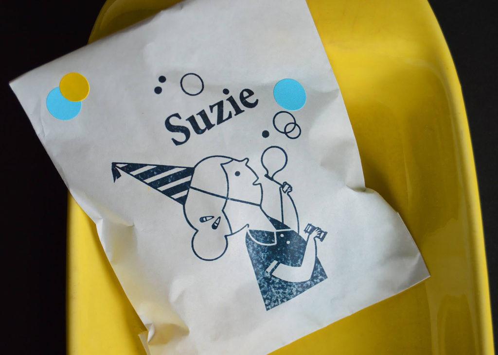 geboortecadeautje Suzie