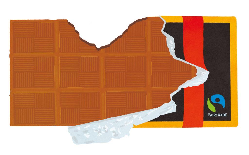 illustratie Fairtrade